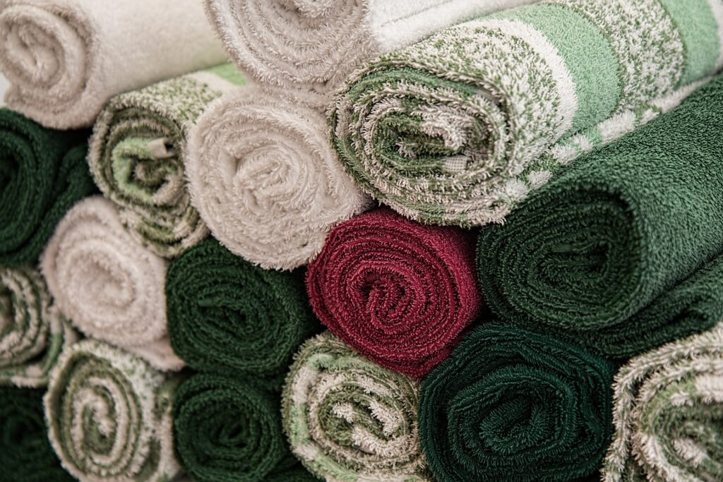 laundry detergent for towels image